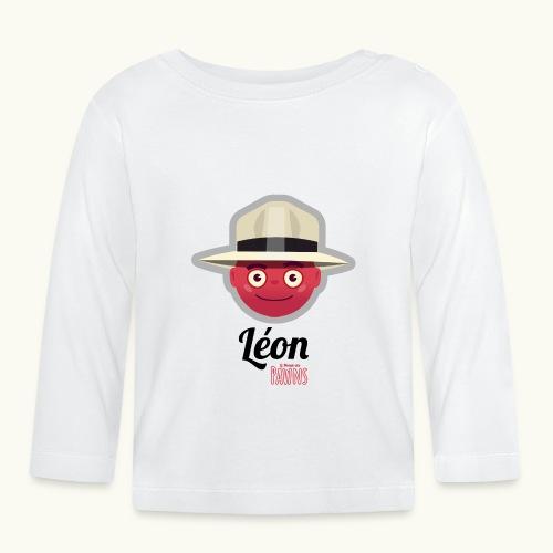 Leon (Le Monde des Pawns) - T-shirt manches longues Bébé