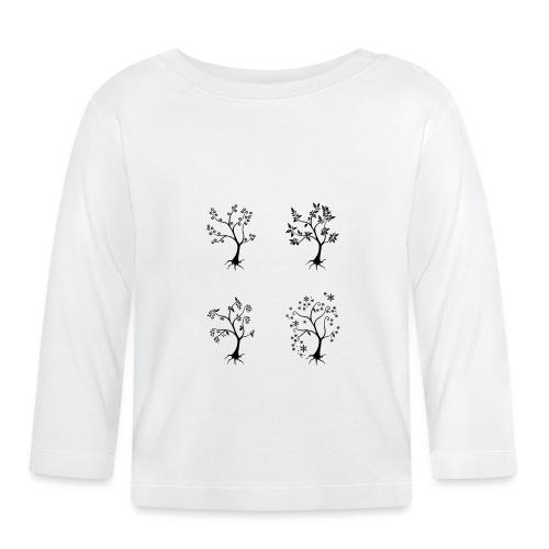 Vuodenajat - Vauvan pitkähihainen paita