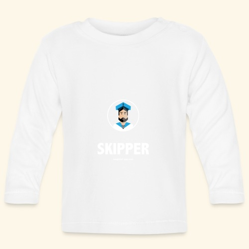 SeaProof Captain - Baby Langarmshirt