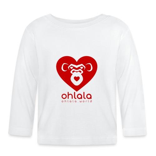 Ohlala LOVE - T-shirt manches longues Bébé