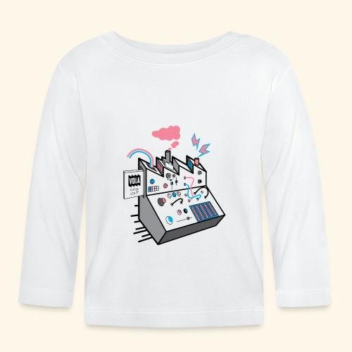 Noise Factory - Vauvan pitkähihainen paita