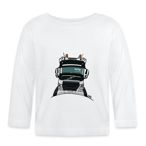 0488 V truck wit - T-shirt