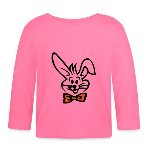 lustiger Hase - Baby Langarmshirt