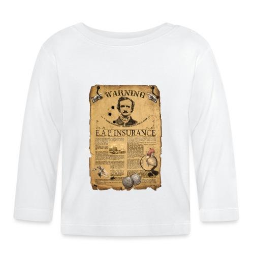 T-Shirt ALLAN POE - Maglietta a manica lunga per bambini