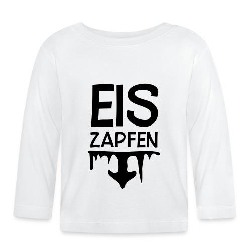 Skishirt Eiszapfen - Baby Langarmshirt