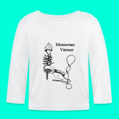 mossvanner - Långärmad T-shirt baby