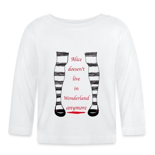 alice - Maglietta a manica lunga per bambini