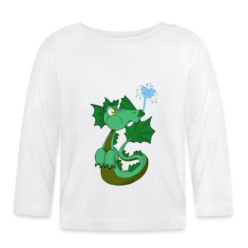 Hydor - Maglietta a manica lunga per bambini