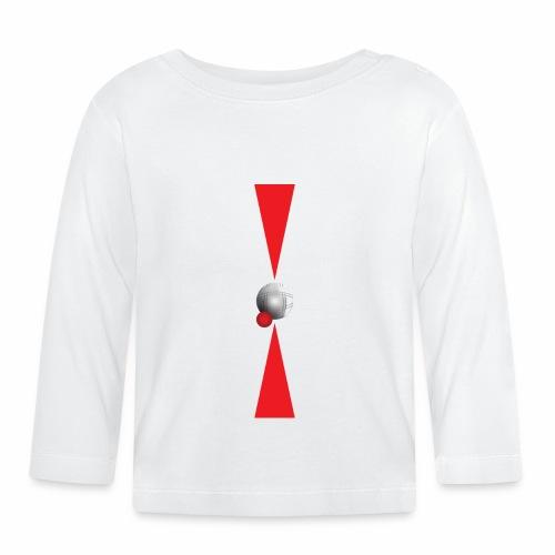 Petanque Minimalisme - T-shirt manches longues Bébé