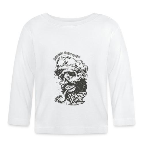 Seemann Totenkopf - Baby Langarmshirt