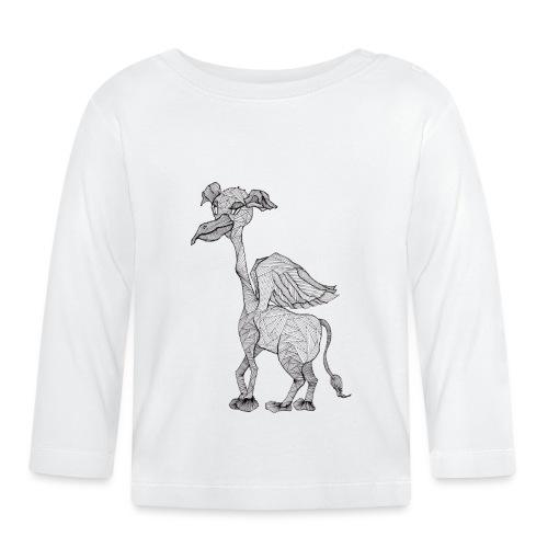 Pleitegeier - ein Fabelwesen der besonderen Art - Baby Langarmshirt