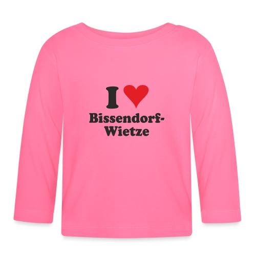 I Love Bissendorf-Wietze - Baby Langarmshirt