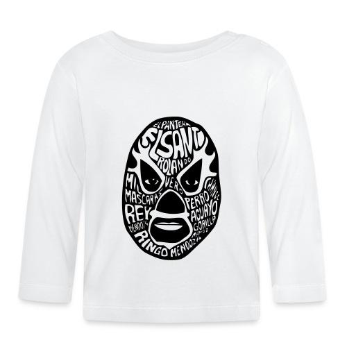 luchador mask2 - T-shirt