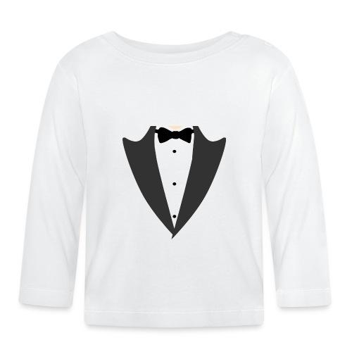 Smoking Tshirt - Långärmad T-shirt baby