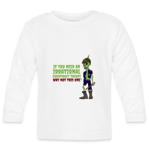 conspiracy theory - Baby Long Sleeve T-Shirt