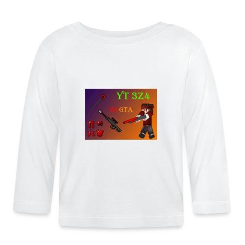 yt 3z4 - Vauvan pitkähihainen paita