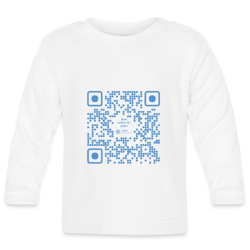 QR The New Internet Shouldn t Be Blockchain Based - Baby Long Sleeve T-Shirt