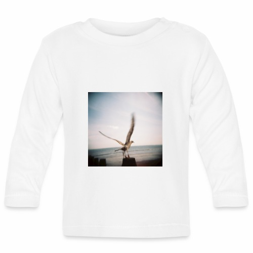 Original Artist design * Seagull - Baby Long Sleeve T-Shirt