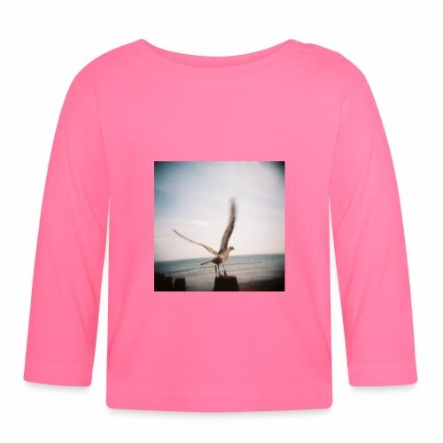 Original Artist design * Seagull - Baby Long Sleeve T-Shirt