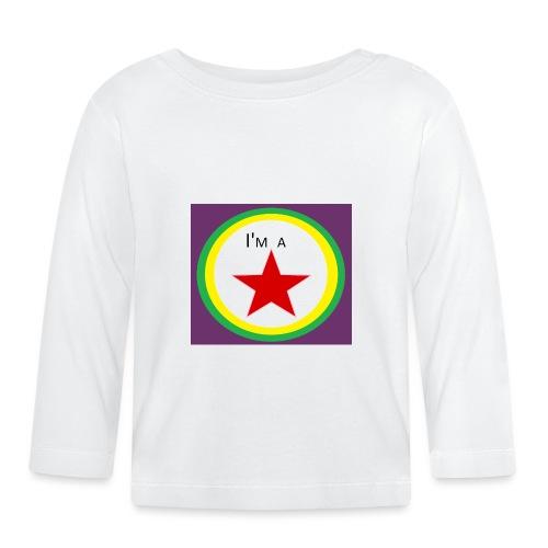 I'm a STAR! - Baby Long Sleeve T-Shirt