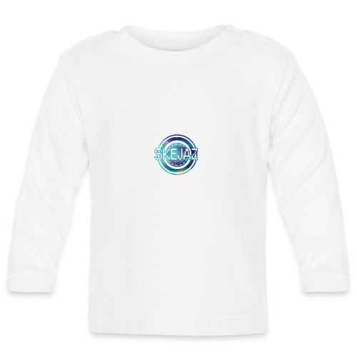 Official SKEJAZ Band Logo - Baby Long Sleeve T-Shirt