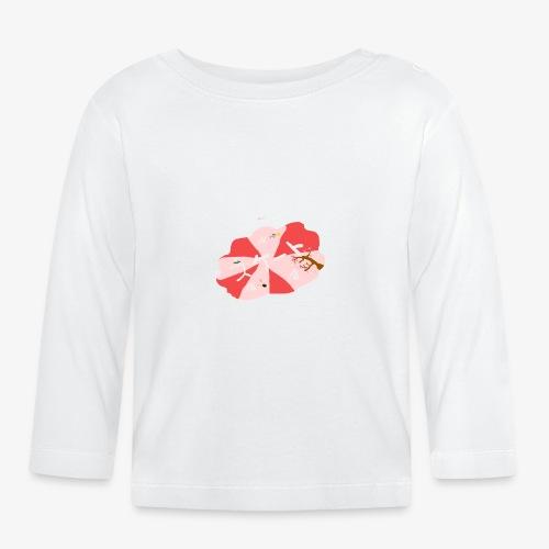 skootix japan - T-shirt manches longues Bébé