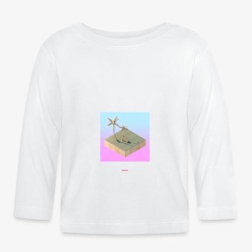 ISLAND #01 - Baby Langarmshirt