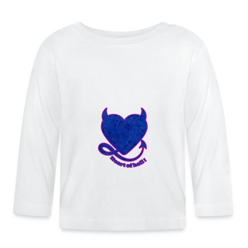 HEART OF HELL! - T-shirt manches longues Bébé