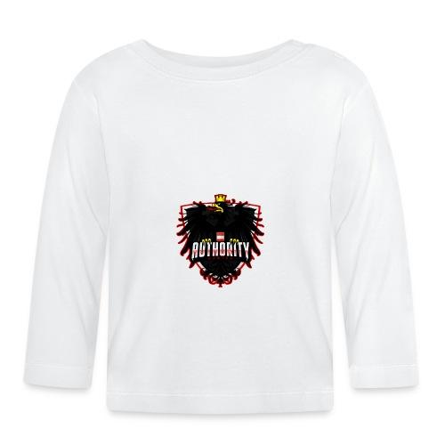 AUThority Gaming red - Baby Langarmshirt
