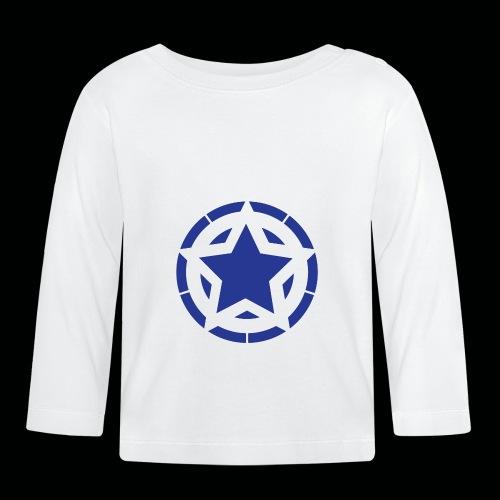 Stern Logo - Baby Langarmshirt