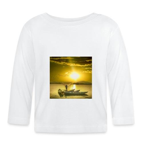 Tramonto - Maglietta a manica lunga per bambini