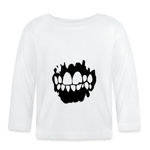 Clean Teeth - Långärmad T-shirt baby