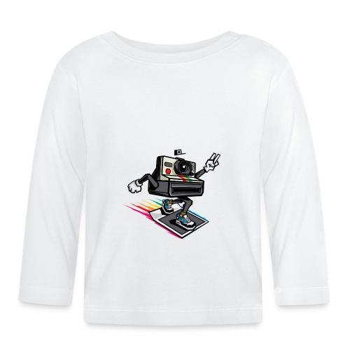 Appareil Polaroid 1000 - T-shirt manches longues Bébé