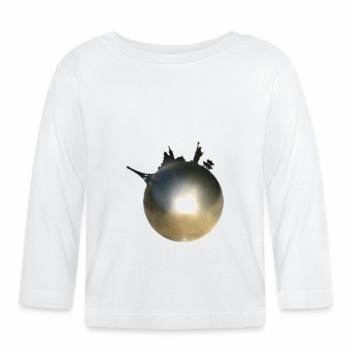 Boule de Pétanque Mondial - T-shirt manches longues Bébé