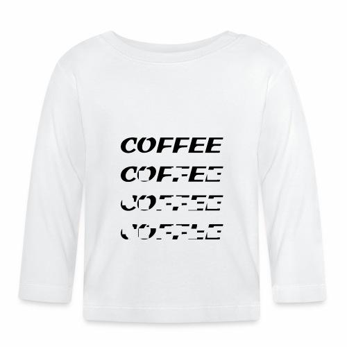 Café noir - Baby Long Sleeve T-Shirt