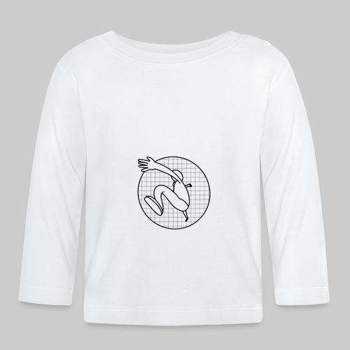 Läufer - Baby Langarmshirt