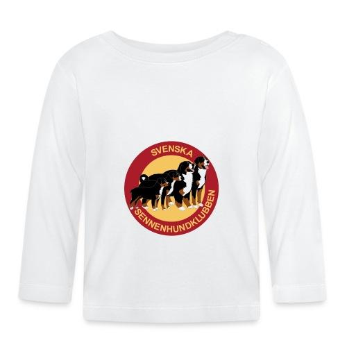 Sennenhundklubben - Långärmad T-shirt baby