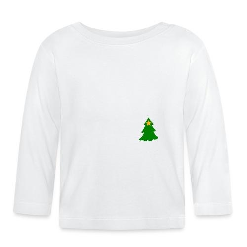 White Christmas - Baby Long Sleeve T-Shirt