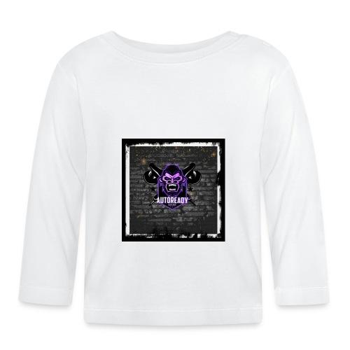 Readygarage0001 - Camiseta manga larga bebé