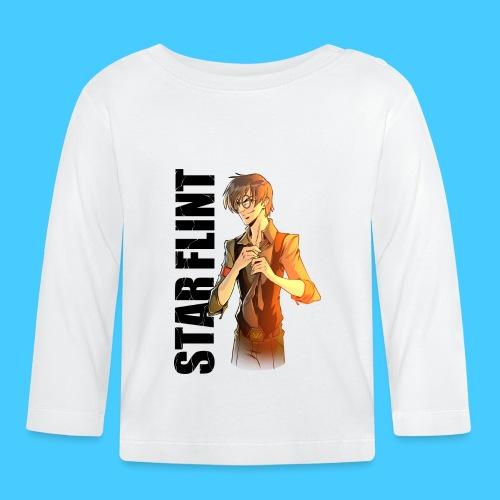 Valentin - T-shirt manches longues Bébé