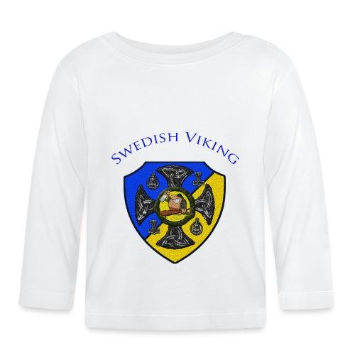 clanshildcw png - Långärmad T-shirt baby