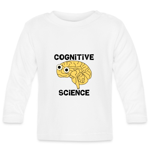 Cognitive Science Brain - Baby Long Sleeve T-Shirt