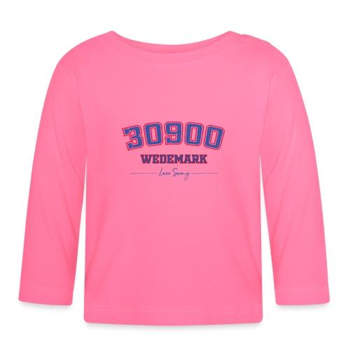 30900 Wedemark - Baby Langarmshirt
