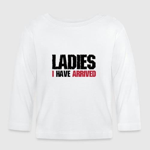 LADIES png - Langærmet babyshirt