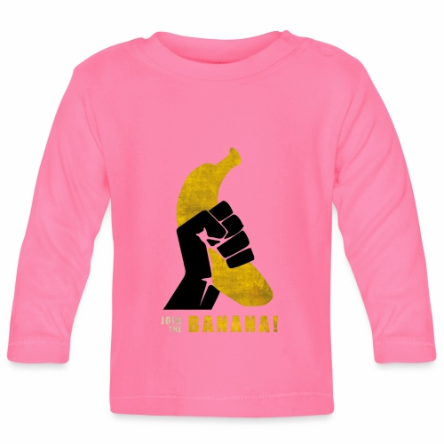 Join the Banana - T-shirt manches longues Bébé