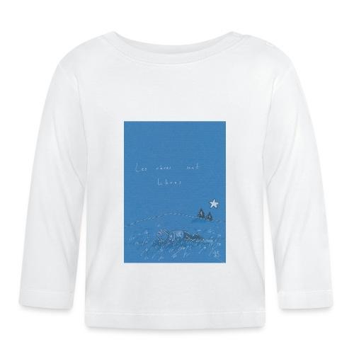 2014 11 les rêves sont li - T-shirt manches longues Bébé