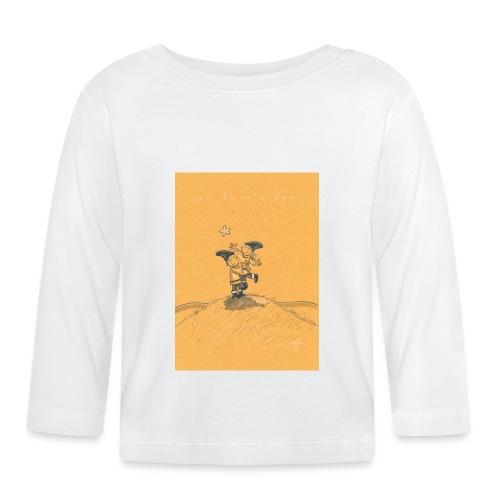 2014 10 si tu m aides - T-shirt manches longues Bébé