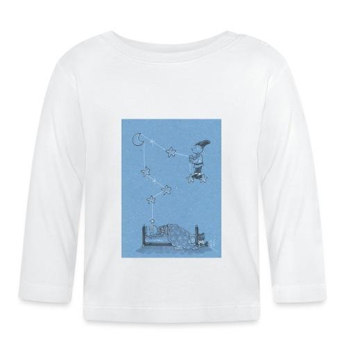 2014 10 lutin faiseur d é - T-shirt manches longues Bébé