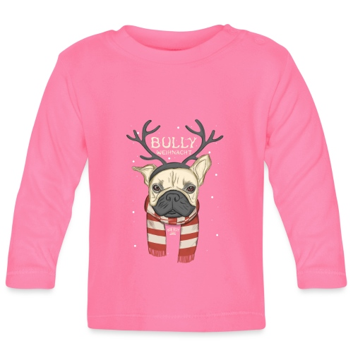 Bully Weihnacht - Baby Langarmshirt