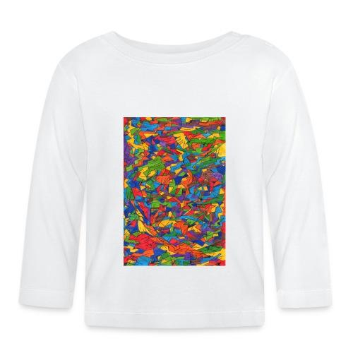 Color_Style - Camiseta manga larga bebé